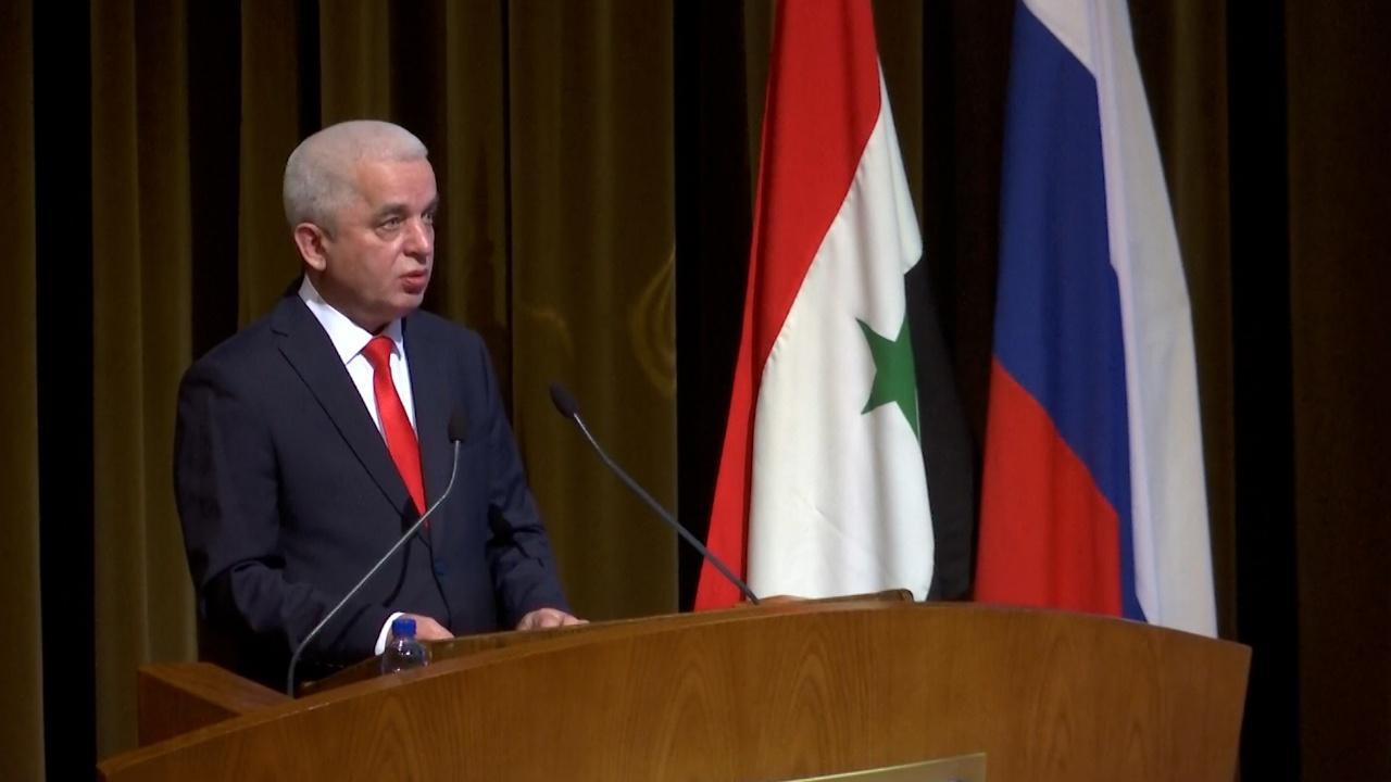 РФ и Сирия подписали 15 соглашений и меморандумов о сотрудничестве