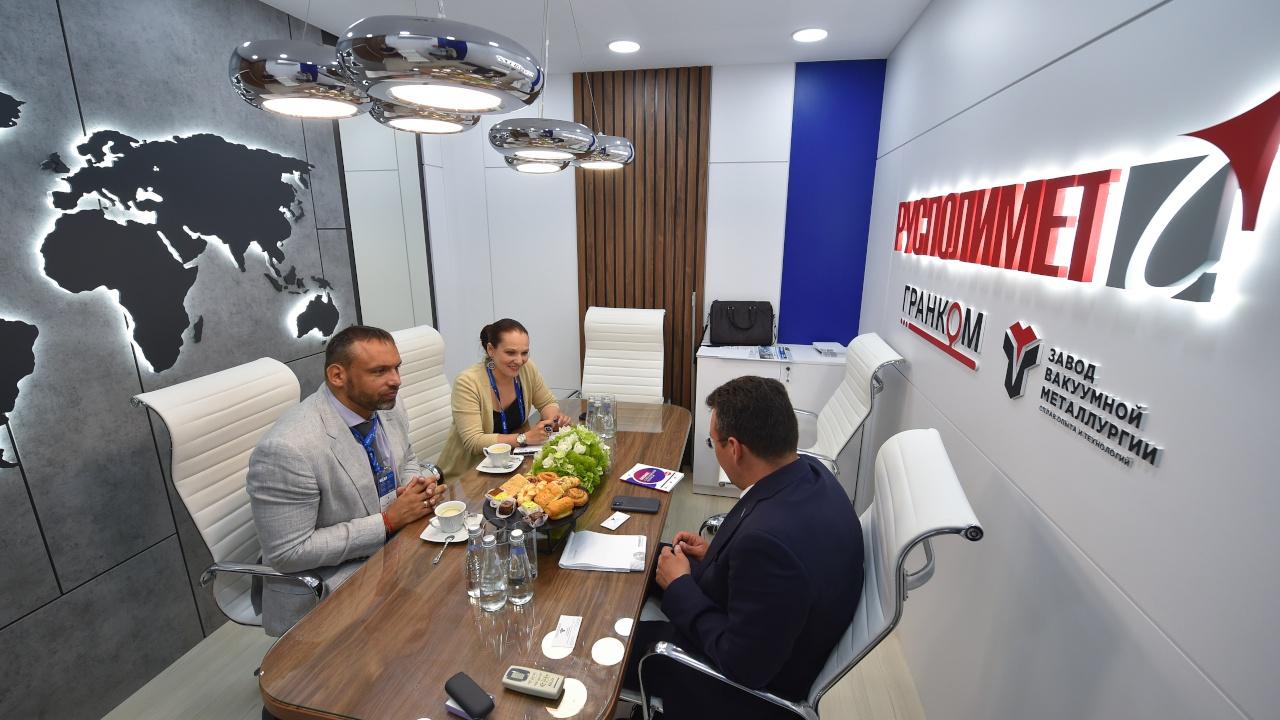 Переговоры с ООО «Гранком»