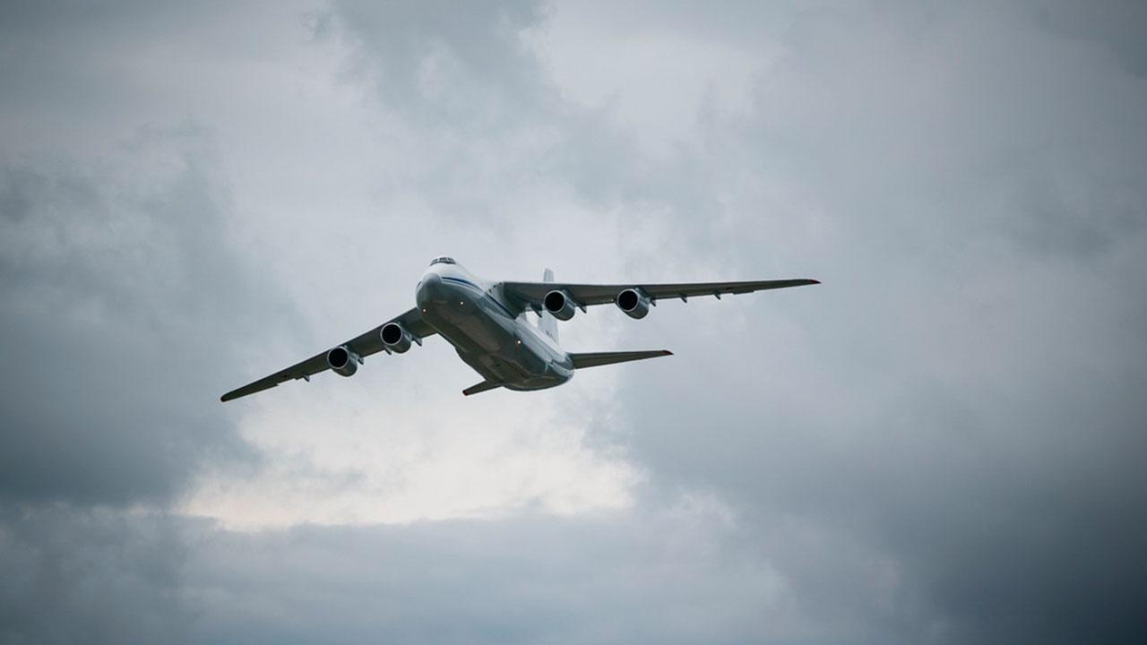 Два российских Ан-124 «Руслан» с гуманитарной помощью прибыли на Кубу