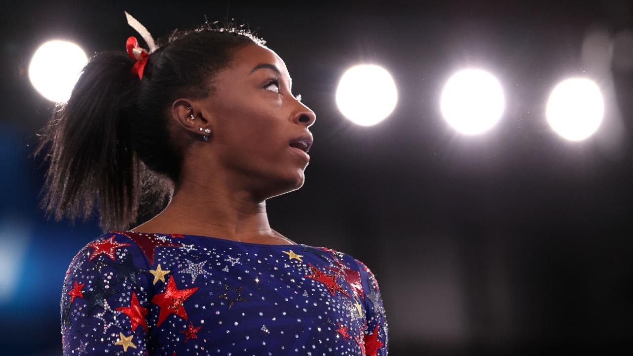 Симона Байлз снялась с Олимпиады из-за травмы