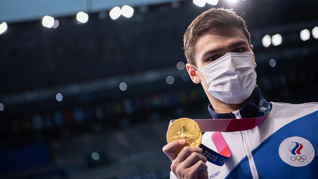 «Доказать, что я лучший в мире»: олимпийский чемпион Рылов о своем «золотом» заплыве