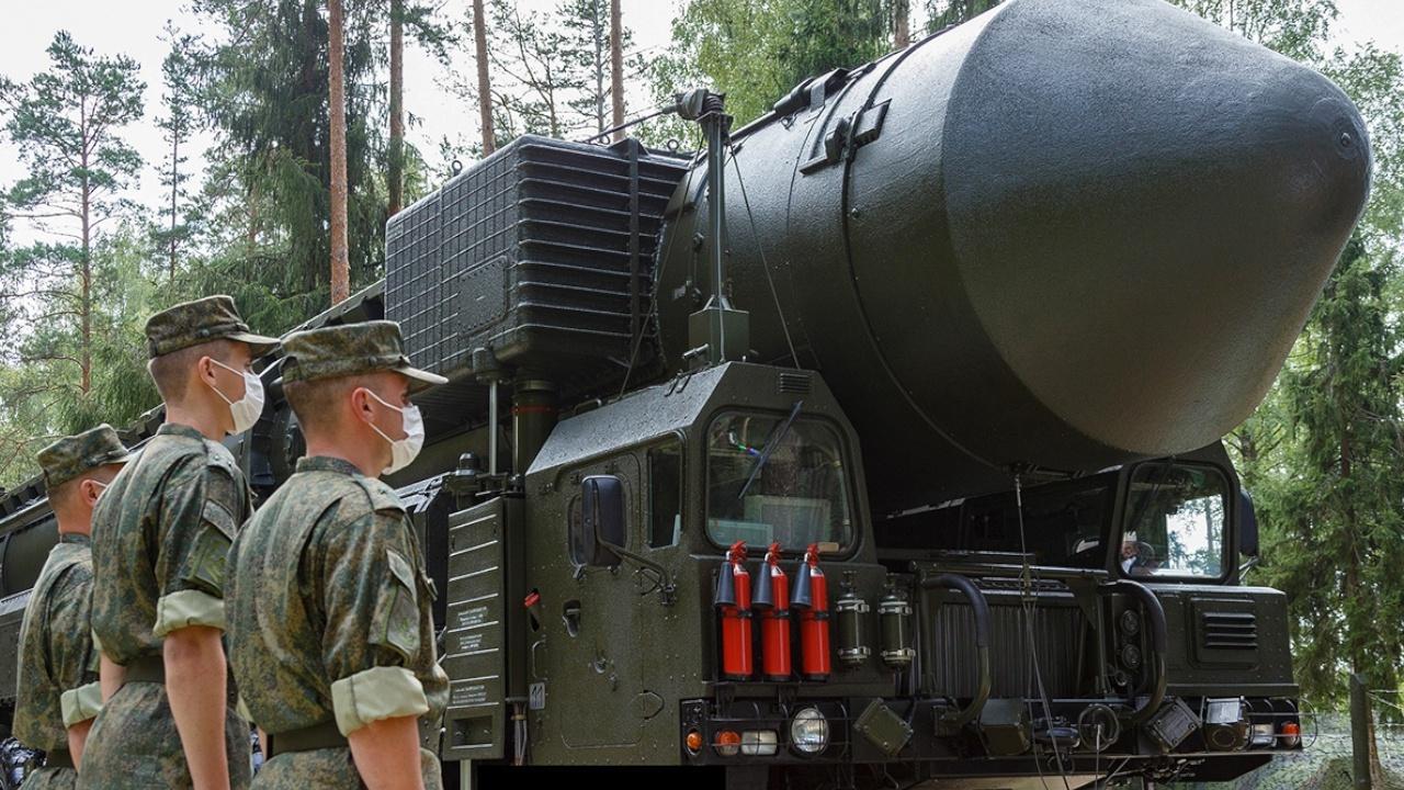 Охранение «Ярсов» отбило нападение «диверсантов» под Иркутском