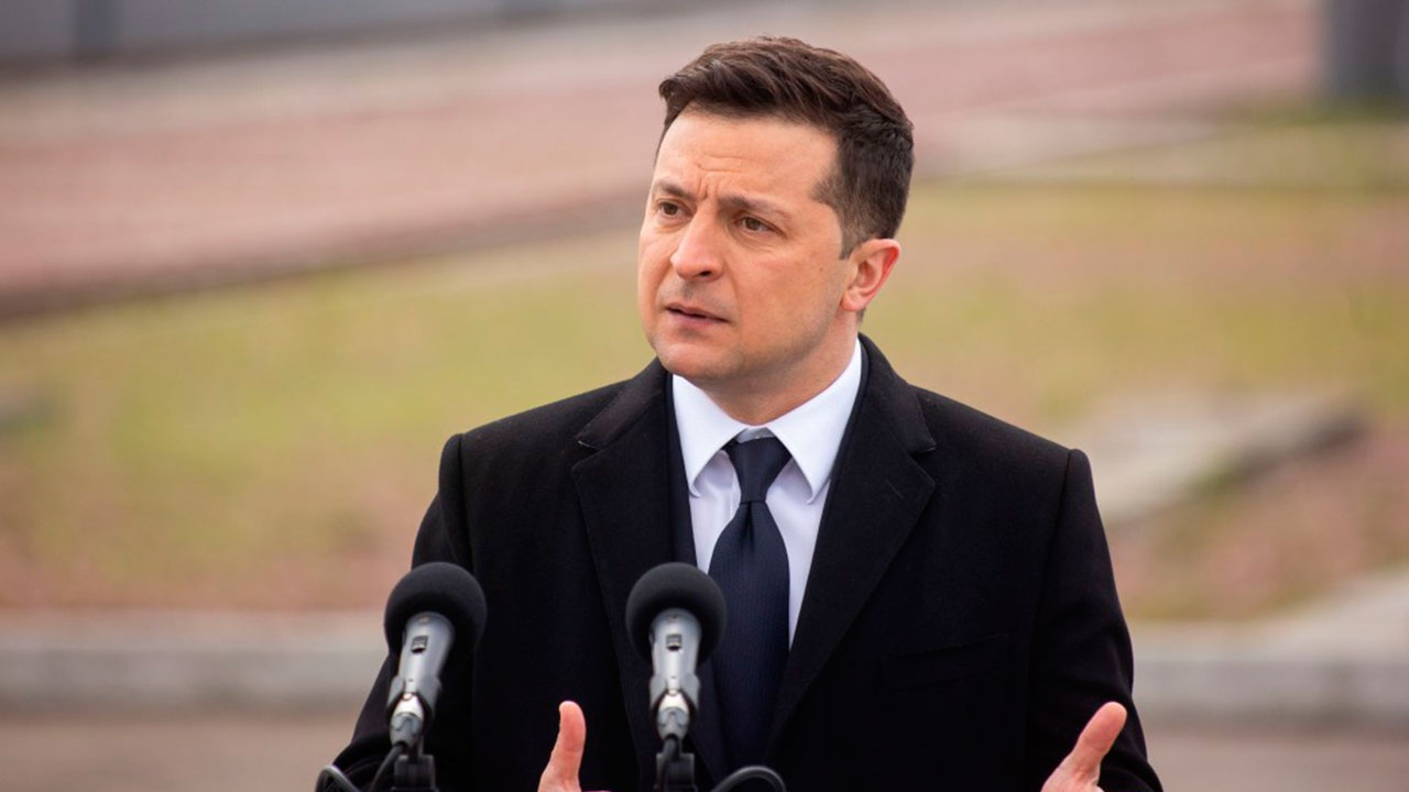 Зеленский сменил главнокомандующего ВС Украины