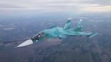 Самый сложный элемент: экипажи Су-34 и Су-24 отработали дозаправку над Южным Уралом