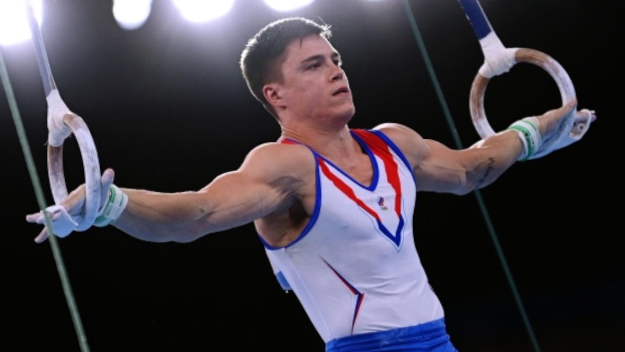 Гимнаст Никита Нагорный стал бронзовым призером в индивидуальном многоборье на ОИ