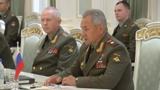 Шойгу заявил о дополнительных поставках российского вооружения для оснащения армии Таджикистана