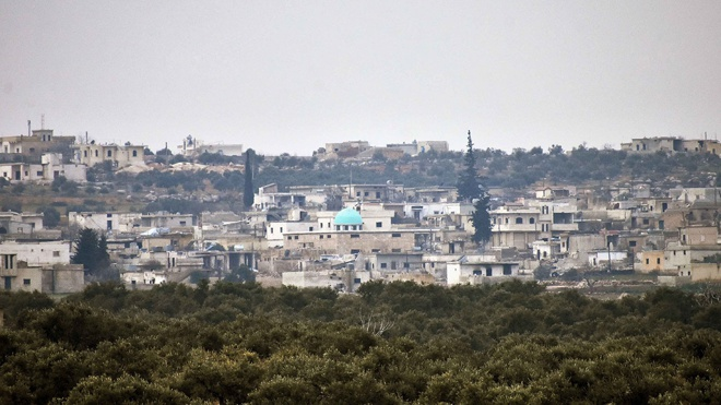 Сирийские силы ПВО сбили беспилотник террористов при помощи ЗРПК «Панцирь-С»