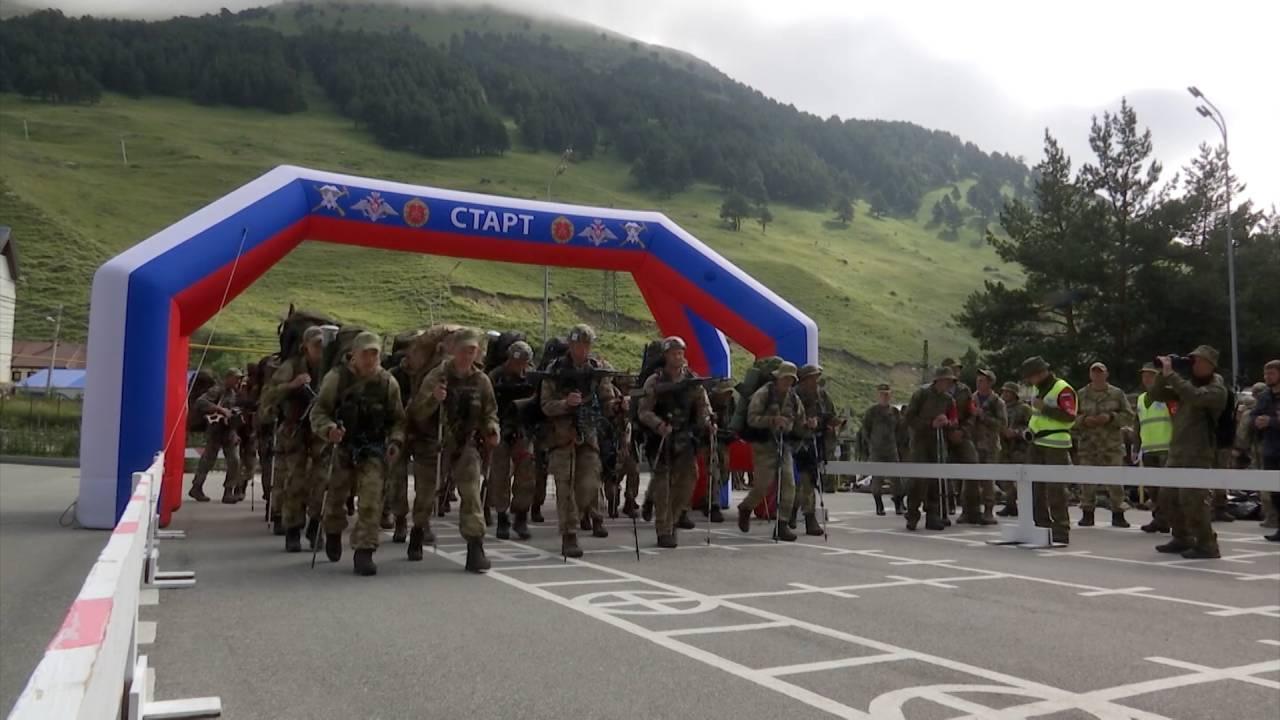 Захват «чужого» берега за 8 минут: десантники одержали победу во втором этапе «Эльбрусского кольца»