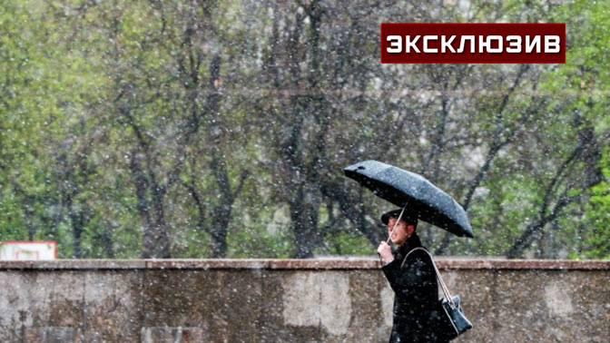Синоптик оценила опасность надвигающегося на Москву циклона, затопившего пол-Европы