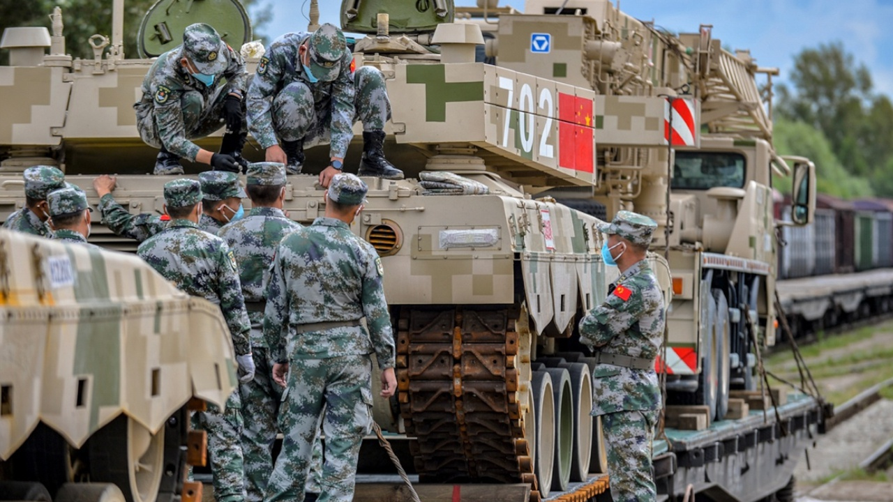 Совместные учения Вооруженных сил РФ и КНР пройдут в середине августа в Китае