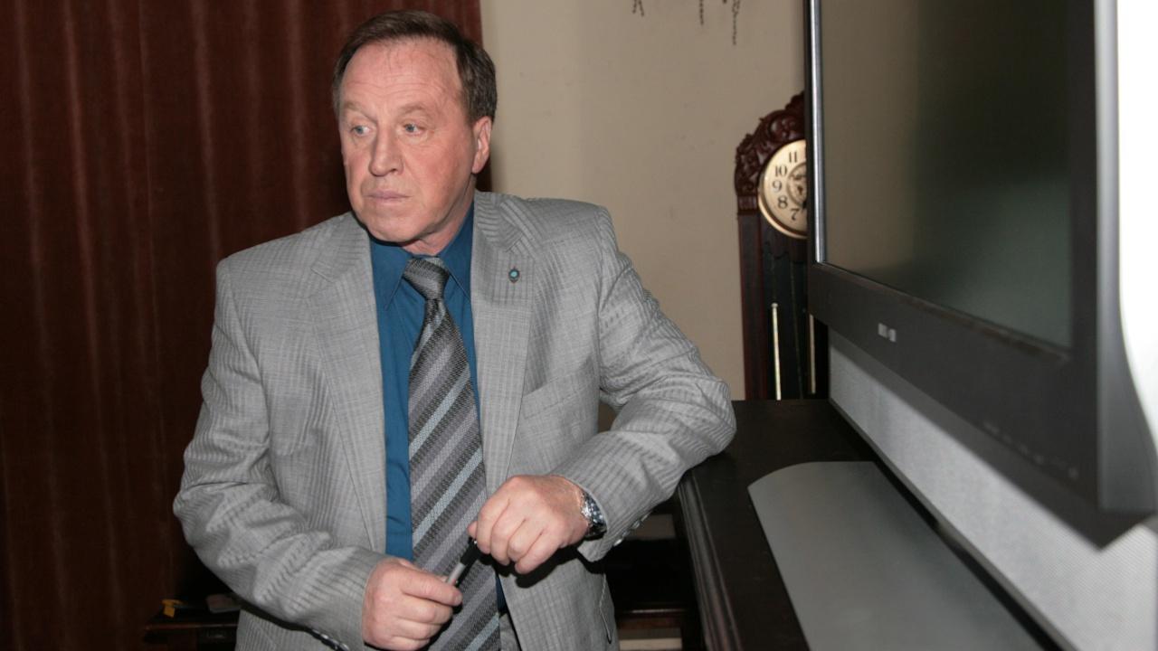 Артист Владимир Стеклов госпитализирован в Москве