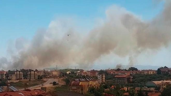 Смертельный огонь: количество жертв пожаров в Турции выросло до четырех
