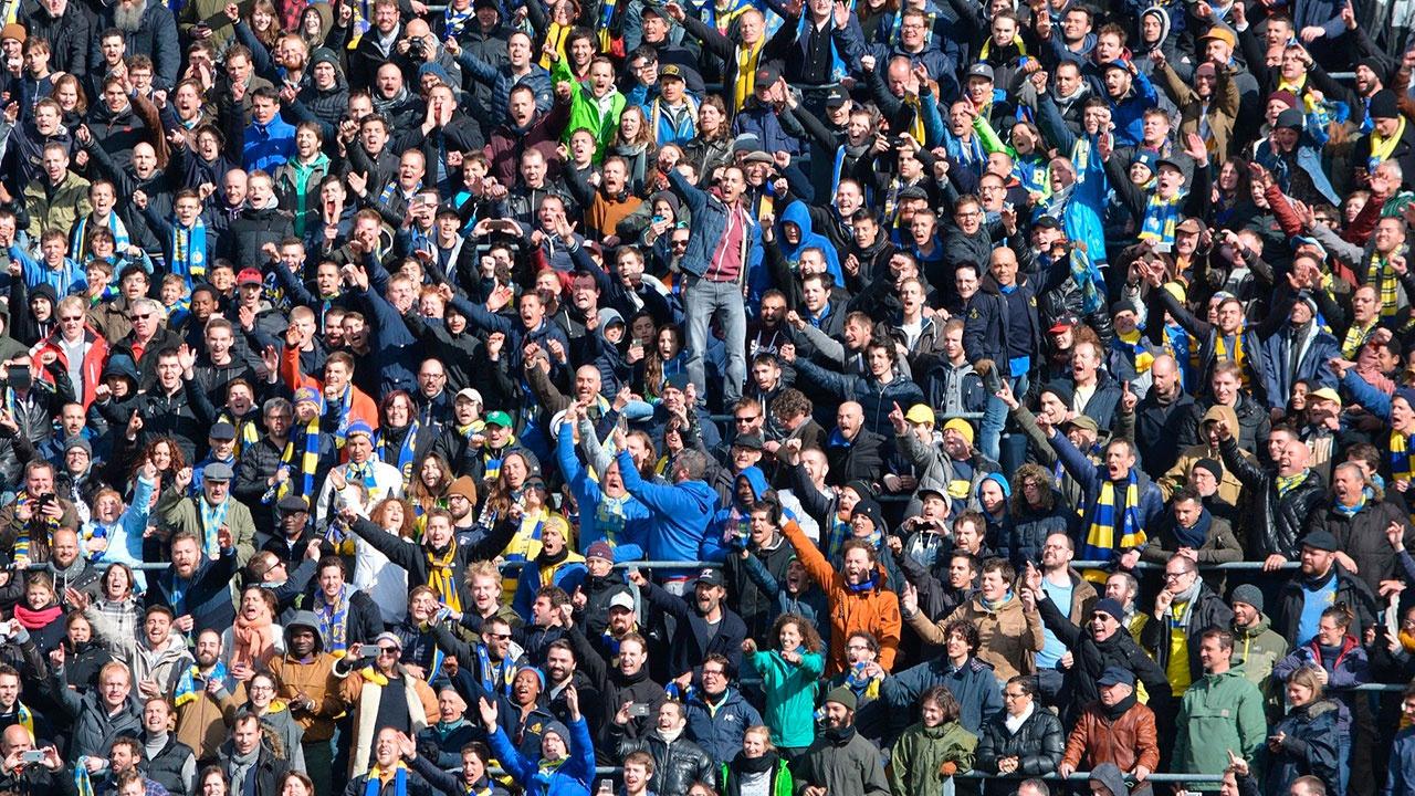 В Москве разрешили спортивные мероприятия с участием до трех тысяч человек