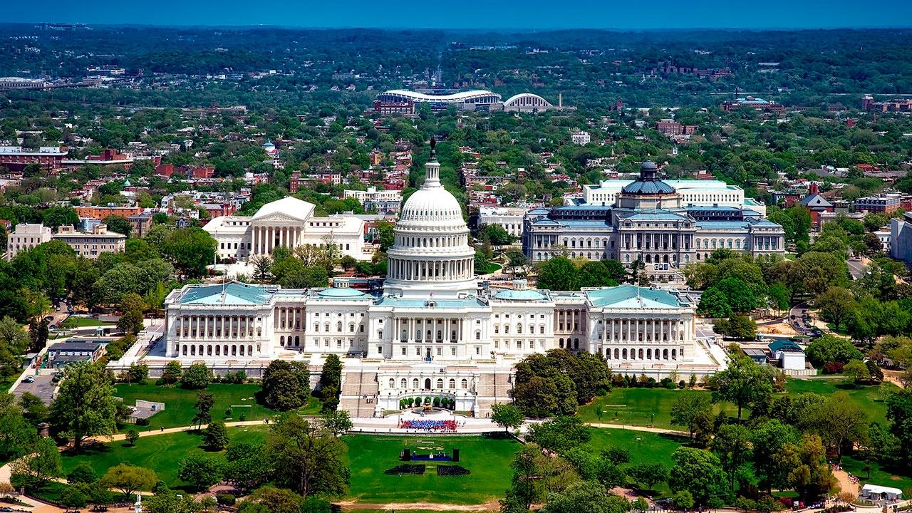Конгресс США выделил два миллиарда долларов на охрану Капитолия