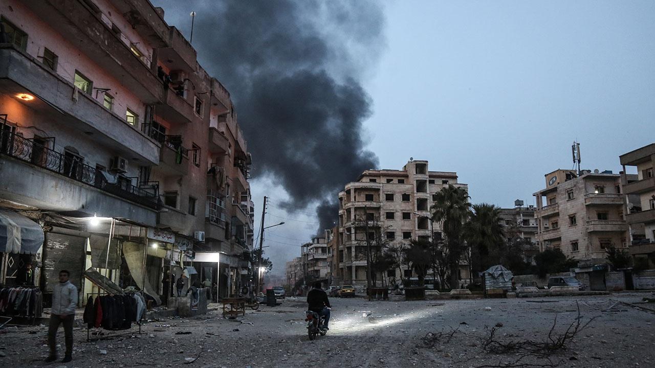 Сирийским военным удалось стабилизировать ситуацию в провинции Дераа
