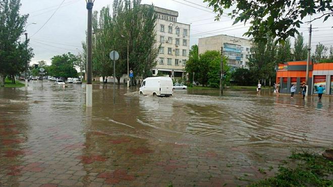 Хуснуллин назвал сумму ущерба от сильнейшего наводнения в Крыму