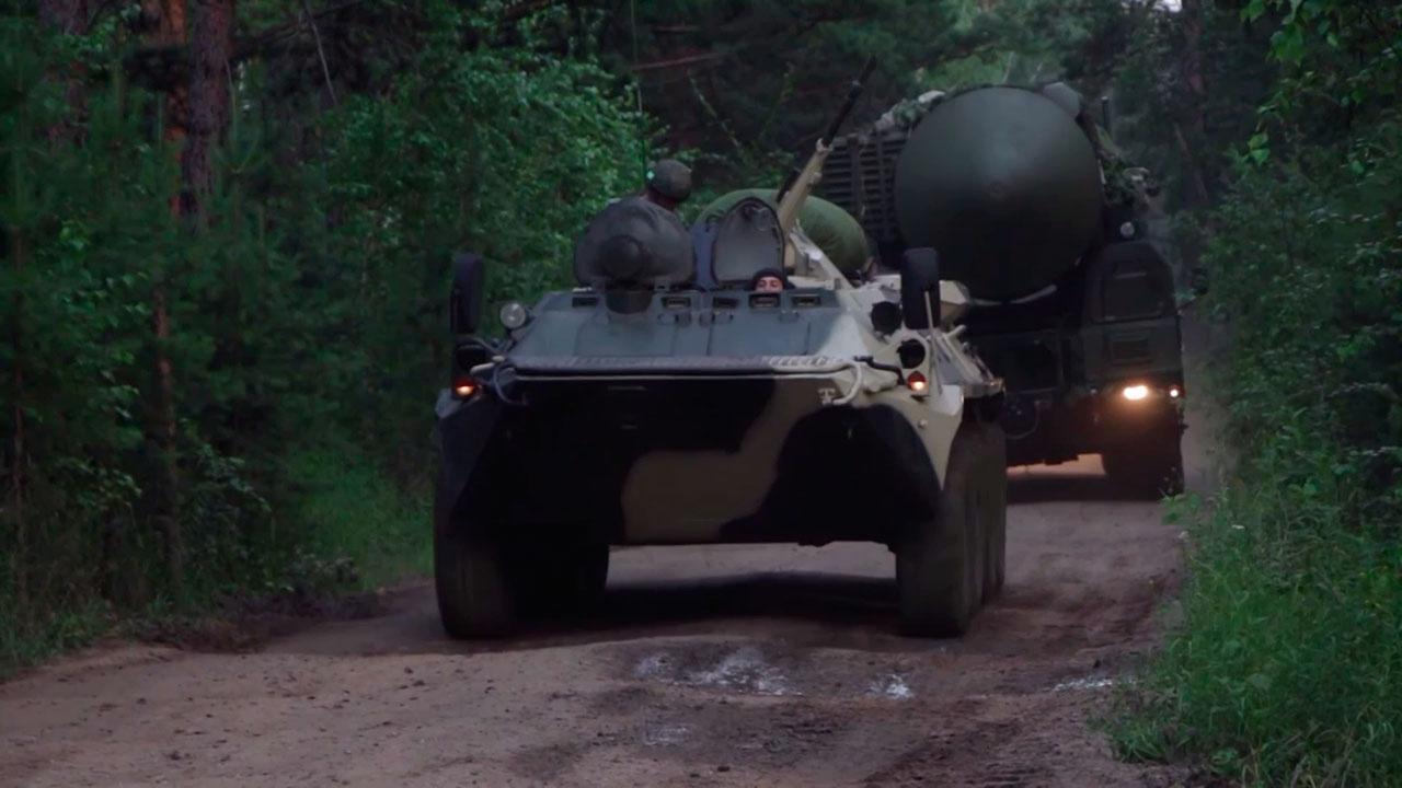 Отражение атаки: иркутские ракетчики уничтожили «диверсантов» на маршруте патрулирования ПГРК «Ярс»
