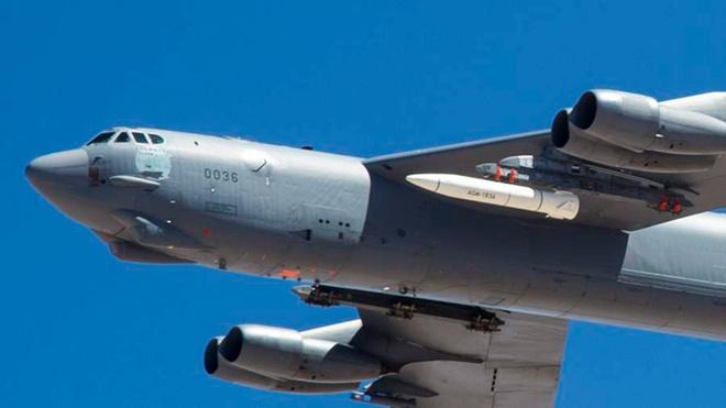ВВС США отчитались об очередном провале испытаний гиперзвуковой ракеты