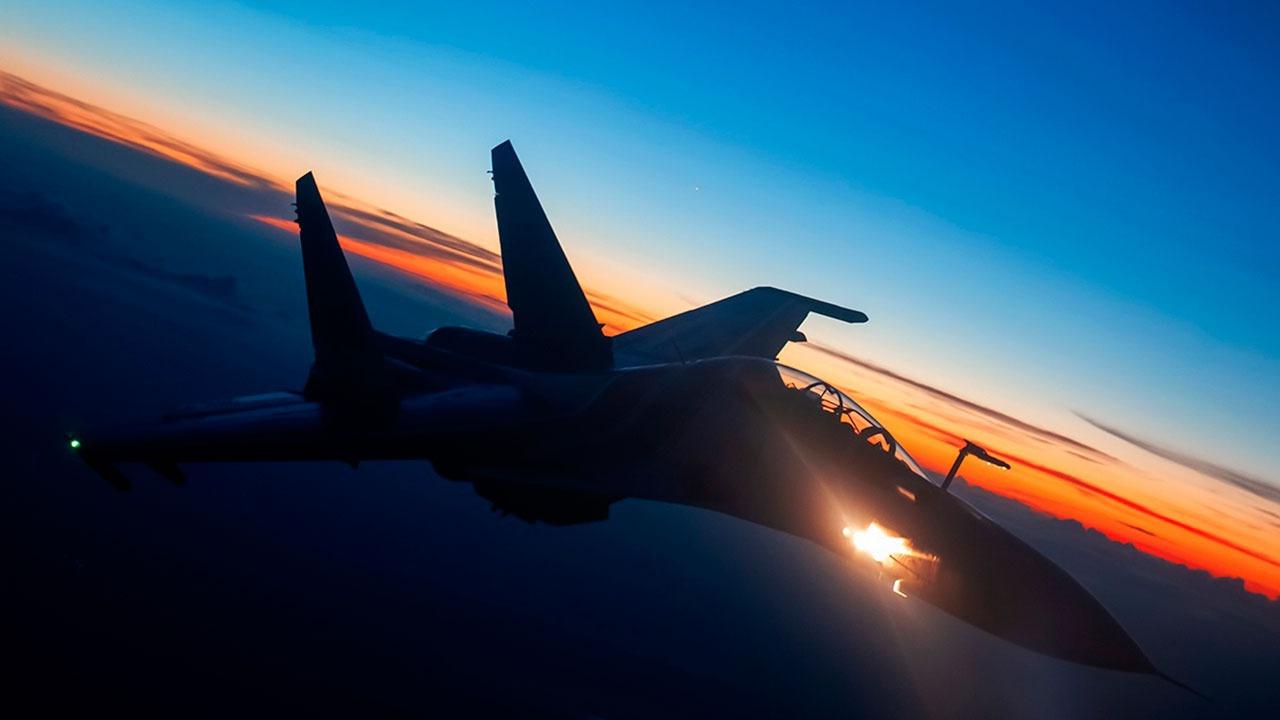 За неделю 40 иностранных самолетов вели разведку у границ РФ