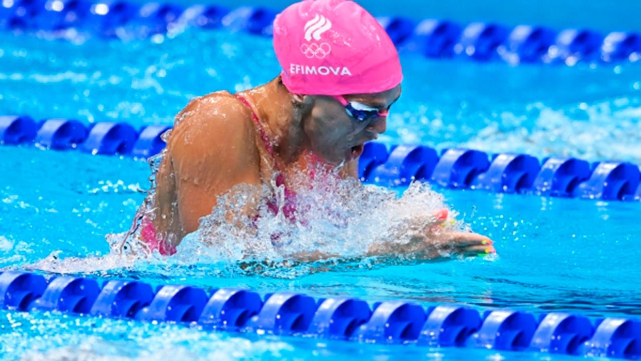 Пловчиха Ефимова не выступит в финале ОИ в Токио