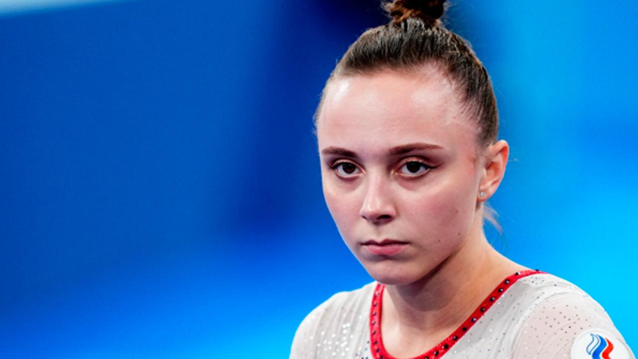 Российская гимнастка Ильянкова завоевала серебро ОИ в упражнении на разновысоких брусьях