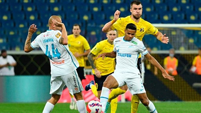 «Ростов» Валерия Карпина потерпел второе подряд поражение на старте РПЛ