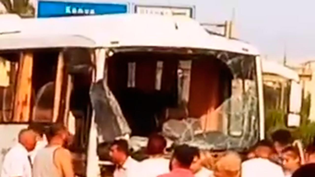 В Минздраве РФ назвали число жертв ДТП с туравтобусом в Анталье
