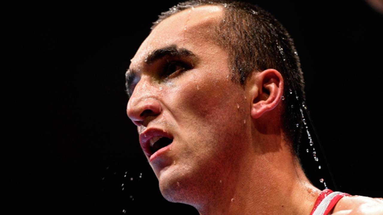 Российский боксер Гаджимагомедов пробился в финал Олимпийских игр в Токио