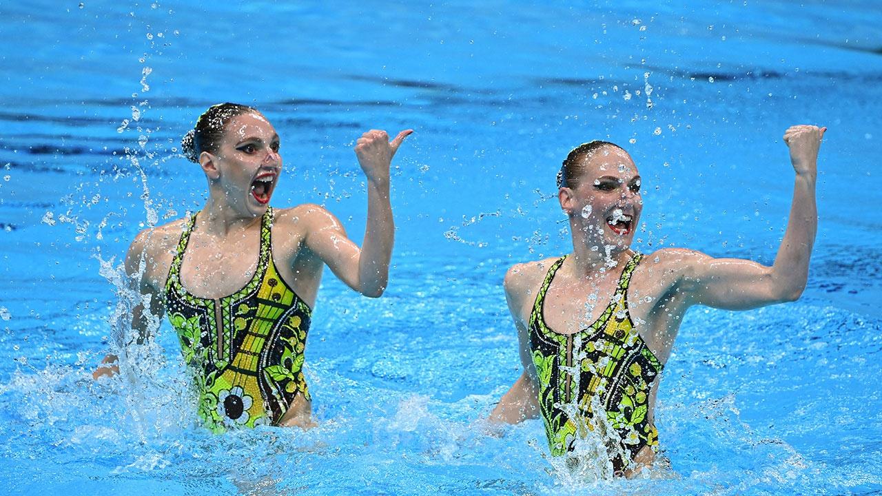 Российские синхронистки завоевали золото на ОИ-2021 в Токио