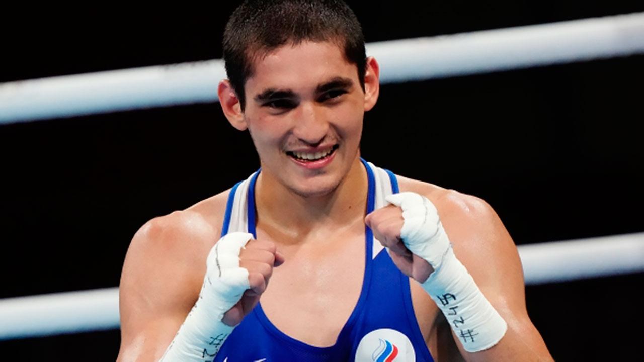 Российский боксер Батыргазиев завоевал золотую медаль в Токио