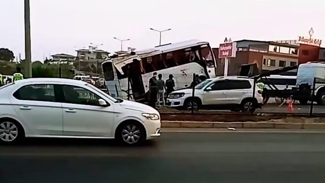 Самолет с десятью пострадавшими в ДТП в Турции прибыл в Самару