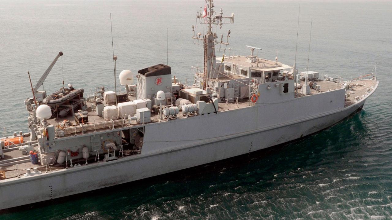 ВМС Великобритании отдадут Украине два снятых с вооружения корабля