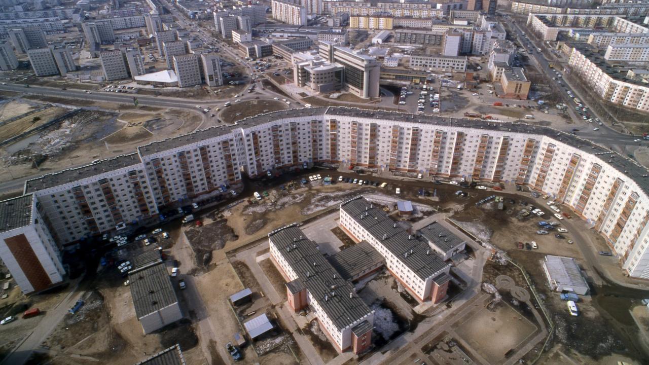 Шойгу призвал построить несколько крупных городов в Сибири