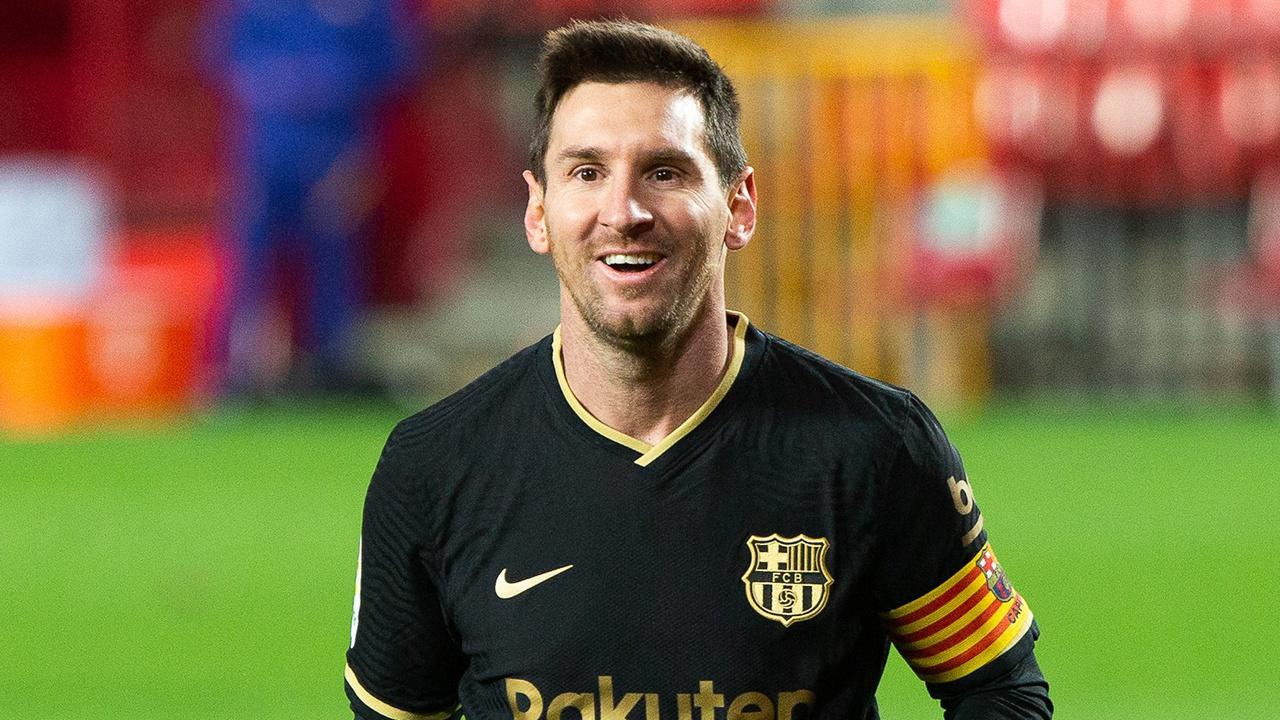 Месси покинул футбольный клуб «Барселона»