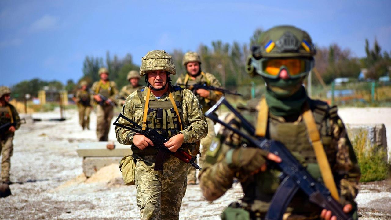«Три меча 2021»: на Украине стартуют международные военные учения