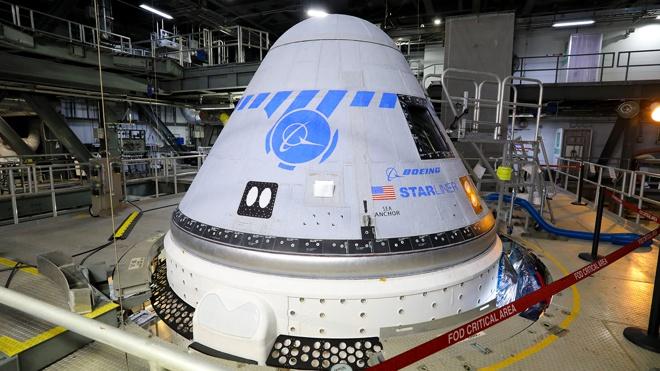 Роскосмос предложил помощь США с кораблем Starliner
