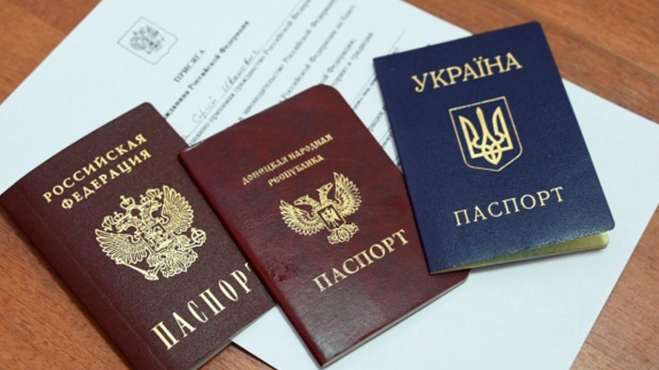 Глава МИД РФ заявил о законности выдачи российских паспортов жителям Донбасса