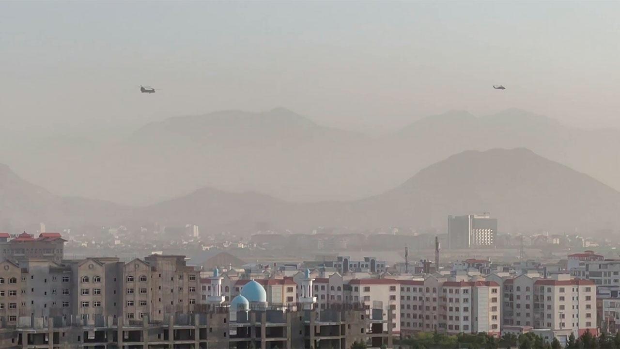 В Узбекистане потерпел крушение самолет ВВС Афганистана