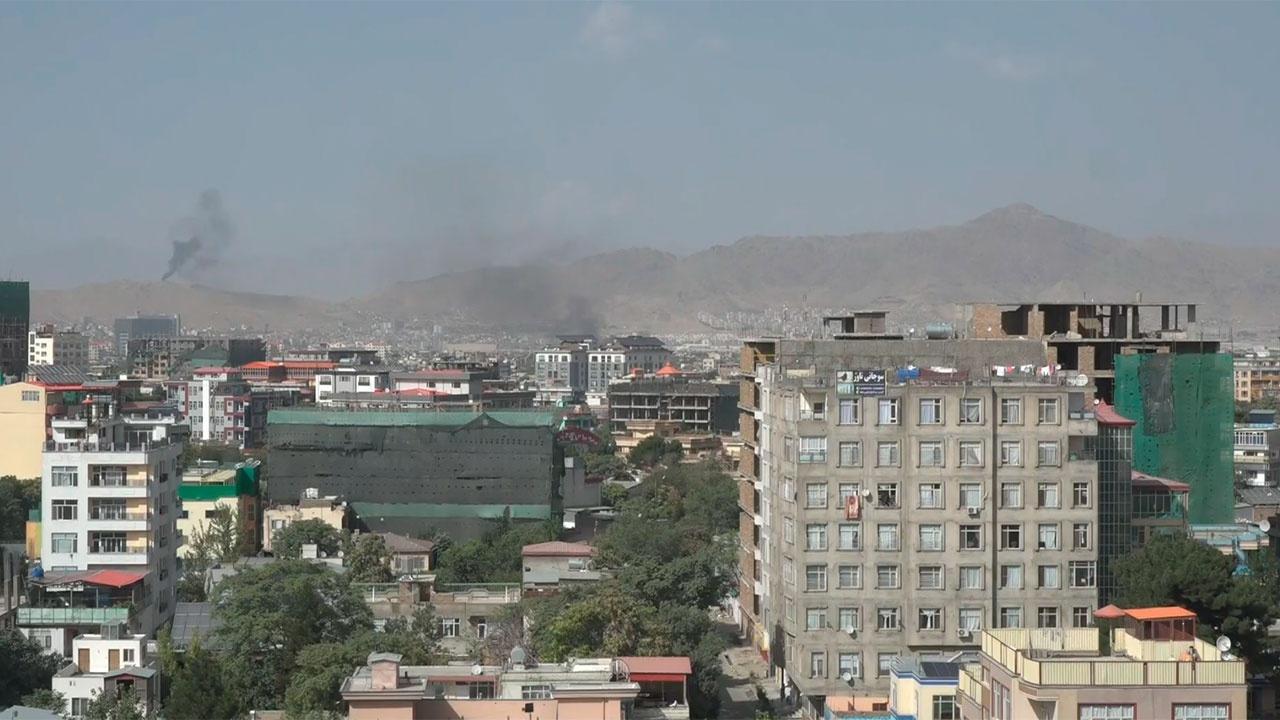 Талибы* начали наводить общественный порядок в Кабуле
