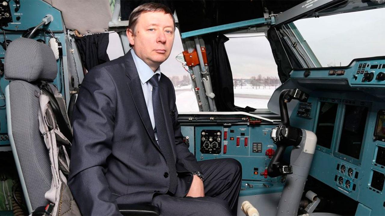 Умер главный конструктор российских самолетов Ил-76 и Ил-78 Андрей Юрасов