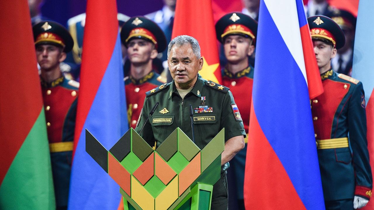 О целях АрМИ, странах-участницах и новых конкурсах: большое интервью министра обороны РФ Сергея Шойгу