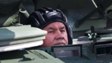 Шойгу лично проехал трассу «Танкового биатлона» перед началом АрМИ-2021 на танке Т-80БВМ