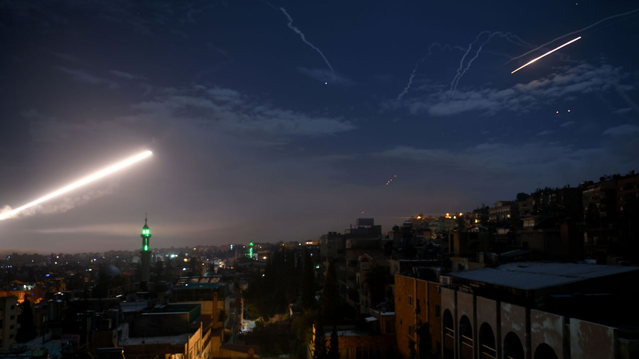 Комплексы «Бук-М2Э» и «Панцирь-С» ПВО Сирии уничтожили 22 израильские ракеты