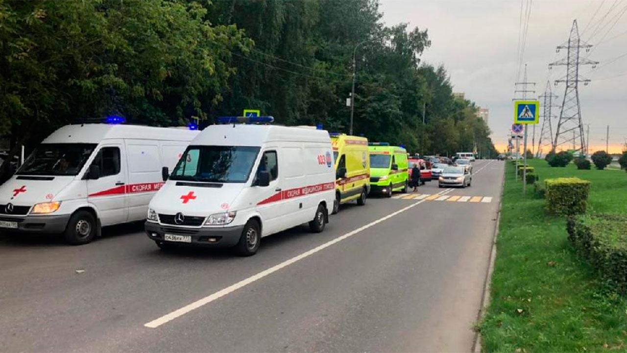 Два человека погибли после взрыва устройства в московской квартире