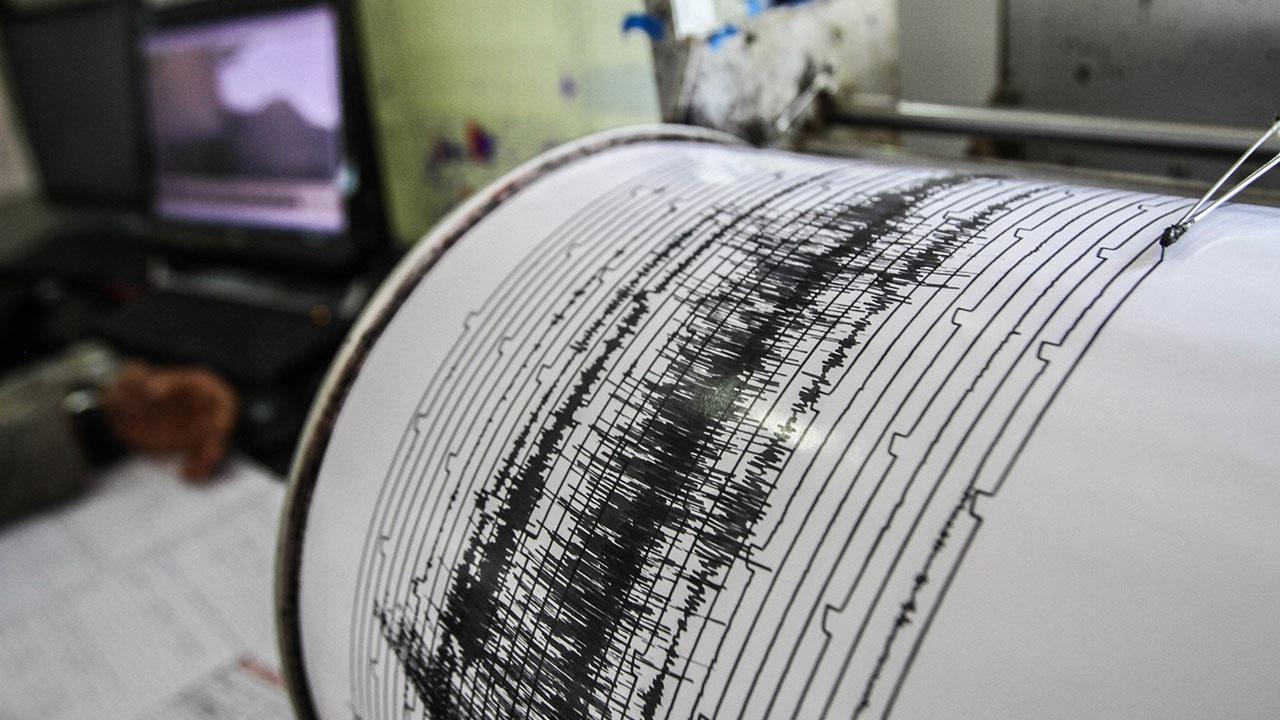 В Атлантическом океане зафиксировали мощное землетрясение