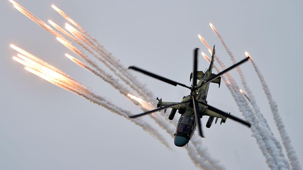 Ракеты «Вихрь-М» будут ставить на вертолеты Ка-52М с 2022 года