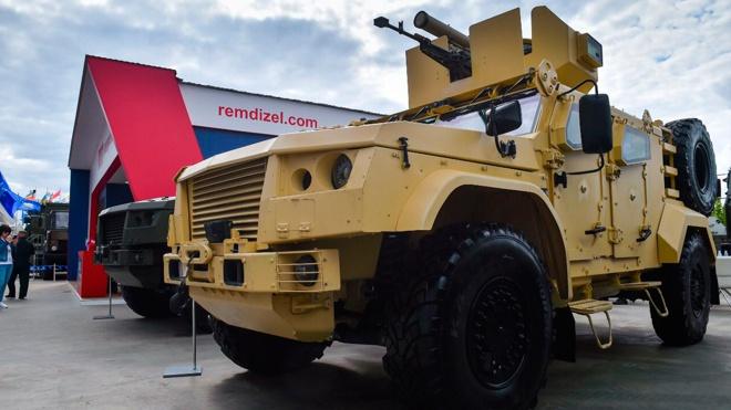Все оттенки К-4386: презентация новых модификаций на форуме «Армия-2021»