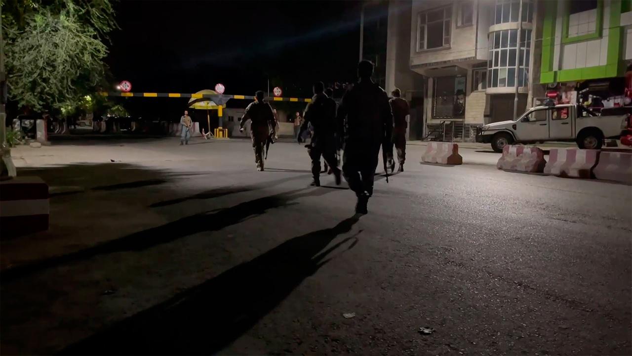В результате теракта в Кабуле погибли 12 военнослужащих США