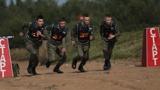 «Юный страж порядка»: в Алабино прошли Юнармейские игры
