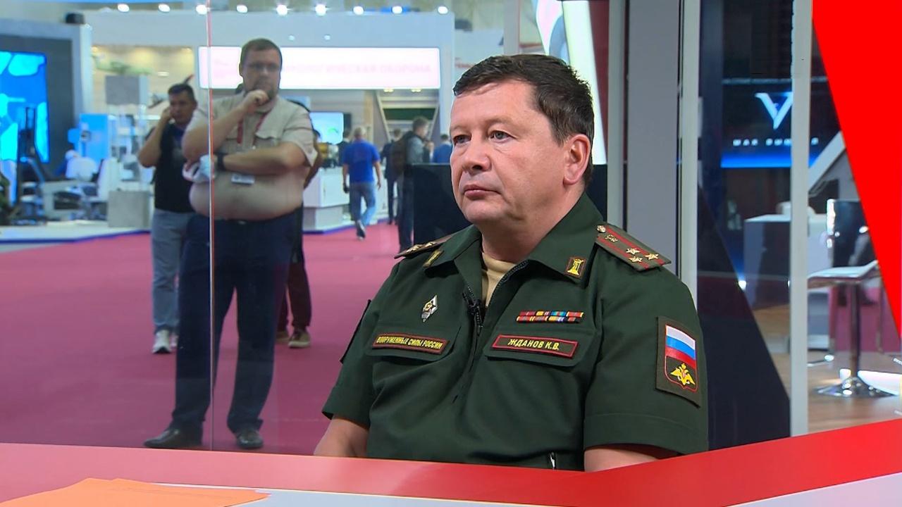 Форум «Армия-2021». Интервью с главным инфекционистом Министерства обороны РФ Константином Ждановым